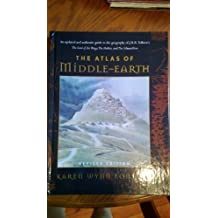 Atlas of Middle Earth Revised Ed