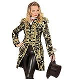 Horror-Shop vestito dame veneziane vestito dell'oro nero XL