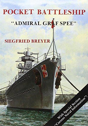Pocket Battleship: the Admiral Graf Spree (Marine Arsenal)