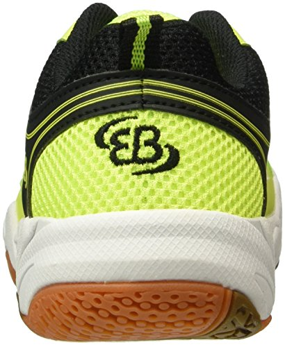 Brütting 331031, Chaussures de Fitness Homme Jaune (Lemon/Schwarz)