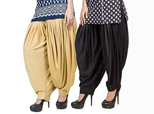 Pietra Combo Patiyala pants salwar for women ( PRT-154 _ XL _Multi...