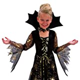 7-9 Jahre Kinderkostüm Spinnenlady Mädchen Halloween Kostüm Dracula ArtNr 78067