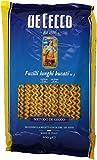 De Cecco - Fusilli Lunghi Bucati, Pasta di Semola di Grano Duro - 500 g