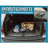 Antirutschmatte Auto PKW Kofferraum Haftmatte Gummimatte Gleitschutz 90x60cm