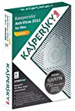 Kaspersky Anti-Virus 2011 for Mac (Upgrade)