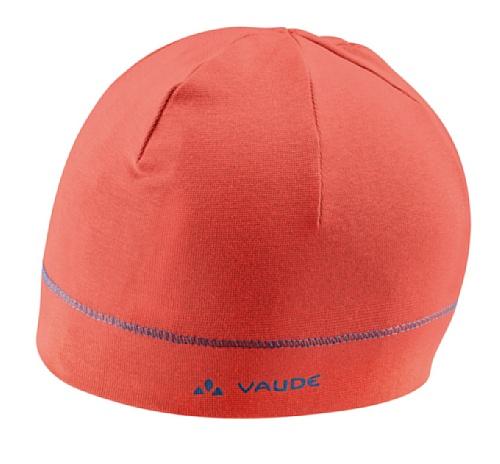 Vaude, cappellino bambino jersey beanie, colore arancione (lollipop), taglia m