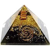 Heilung Kristalle Indien schwarz Turmalin Orgonite Pyramide Energie Geladen Reiki Healing Semi Precious Edelstein... preisvergleich bei billige-tabletten.eu