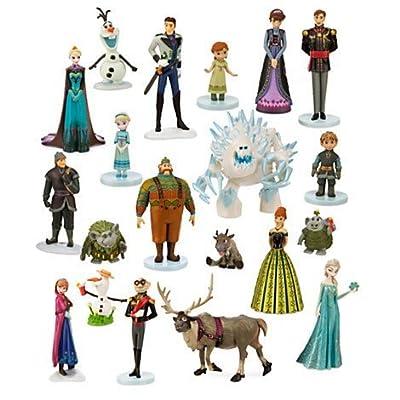 Frozen Mega Figurine Playset by Disney por Disney