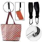 Wss–Arge Buggy moschettone gancio gancio per passeggino passeggino accessori shopping bag Holder (pezzi in confezione)