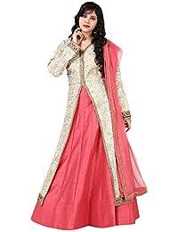 Eid Muslim Hijab Women Dress Ready to Wear Indian Ethnic Party Wear Wedding Ceremony Anarkali Salwar Kameez Suit