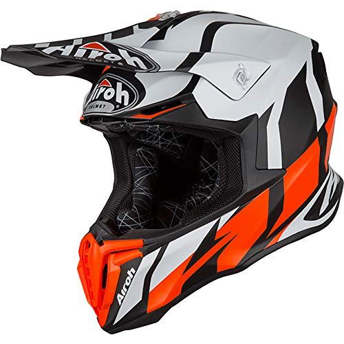 Airoh TWGR32 Twist Great Orange Matt S, Orange Matt, 55-56 cm
