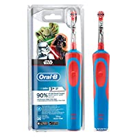 Oral-B Vitality Rechargeable Kids Electric Tooth Brush - Star Wars (Hx8392/45)