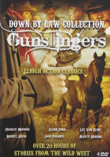 Preisvergleich Produktbild Gunslingers: Down By Law Collection [Import USA Zone 1]