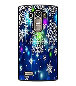 PrintDhaba Pattern D-2081 Back Case Cover for LG G4 (Multi-Coloured)