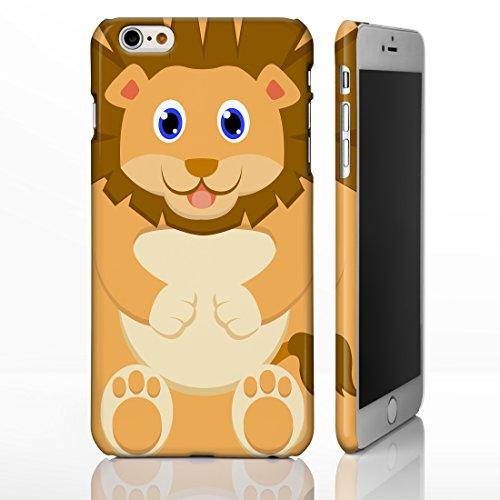 Cute Animal pour la gamme Iphone. irrésistible Créature Cartoon Coques, plastique, 7. Pig, iPhone 6 2. Lion