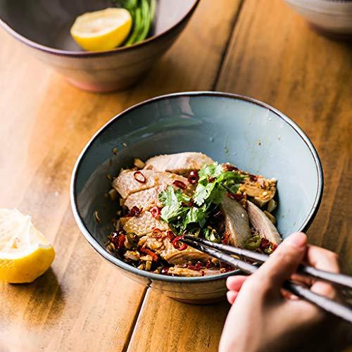 SED Besteck-Set Creative Bowl Restaurant Dish Western Teller, Cerative Cereal Cereal Suppe Food Bowl Kleine Frühstücksschüssel Geschirr Obstsalat Dessert Snack Dip Kitchen Bowl Set 6,5 Zoll,Grün Celadon Dessert