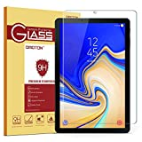 OMOTON Galaxy Tab S4 Protector de Pantalla, Cristal Templado, Anti-Huellas, Anti-despegamientos, Anti-Burbujas, Protector Pantalla Cristal Templado Exclusivamente para Samsung Galaxy Tab S4