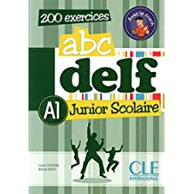 ‏‪ABC Delf Junior: Livre De L'eleve A1 + Cd-rom‬‏
