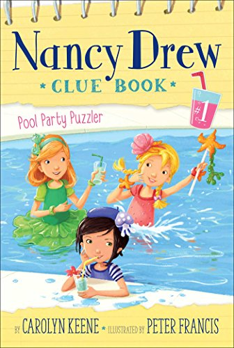 Pool Party Puzzler (Nancy Drew Clue Book Book 1) (English Edition)