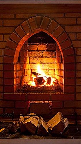 Calefacción por infrarrojos 450W, calefacción con impresión decorativa, calefacción por infrarrojos, calefacción de pared, calefactor 450.00W