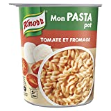 Knorr Pâtes Déshydratées Mon Pasta Pot Tomate et Fromage 65,5 g