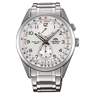 Orient Reloj Analógico para Hombre de Automático con Correa en Acero Inoxidable FFM03002W0