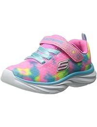Skechers (SKEES) Pepsters, Zapatillas de Deporte Para Niñas