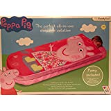 Peppa Pig Child's Ready Air Bed / Child Guest Bed / Sleepover Bed