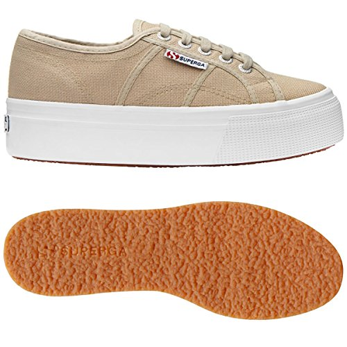 Acotw 2790 Sneakers and Superga 2790 Damen Up Damen Superga Sabbia Linea ZdXxSX6w