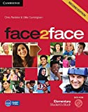 face2face (2nd edition): Elementary. Student's Book with DVD-ROM