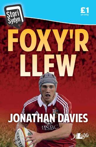Foxy'r Llew: Jonathan Davies (Welsh Edition) por Davies Jonathan