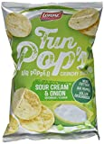 Lorenz Snack World FunPop's Sour Cream und Onion, 12er Pack (12 x 85 g)