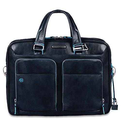Piquadro Blue Square 15 '' Aktentasche mit Laptop-Fach, Blu (blau) - CA2849B2 -