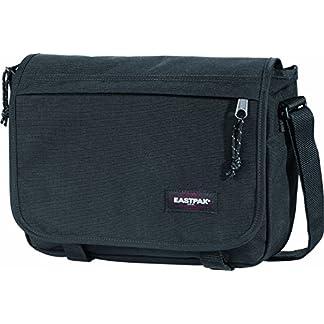 "51mQCeOmdtL. SS324  - Eastpak Lonnie - Bolsa Bandolera para Tablet de 10.6"", Color Negro"