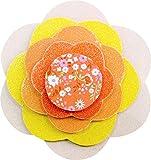 Avenue Mandarine 52682O Packung (mit 18 Blatt Glitterpapier, 20 x 20 cm, 200g,...