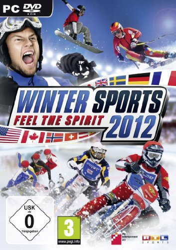 Winter Sports 2012: Feel the Spirit - [PC] (Sport, Pc-spiele)