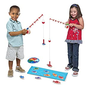 Catch & Count Fishing Game: Classic Toys