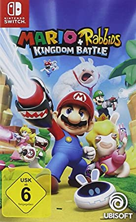 Mario & Rabbids Kingdom Battle - Nintendo Switch [Importación alemana]