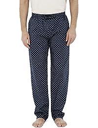 London Bee Men's Cotton Poplin Printed Pyjama/ Lounge Pant MPLB0107