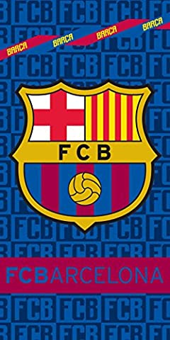 Peignoir Winnie - FC Barcelone Serviette de bain