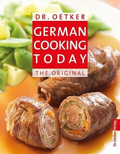 Preisvergleich Produktbild German Cooking Today - Reiseausgabe