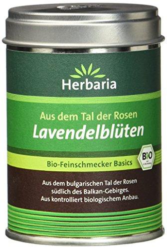 Herbaria Lavendelblüten, 1er Pack  (1 x 15 g Packung) - Bio (Mischung 15 G-packung)