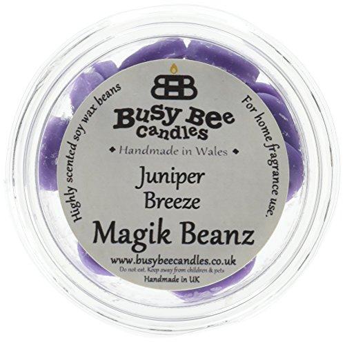 Scheda dettagliata Busy Bee Candles Juniper Magik Beanz Breeze, Colore: Rosa, Confezione da 6