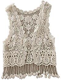 ec115e54d Amazon.es  vestido flecos - Camisetas