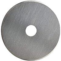 Original Fiskars Cuchilla Rotatoria Titanium de repuesto, Ø 45 mm, Revestimiento de titanio, Corte recto, 1003909