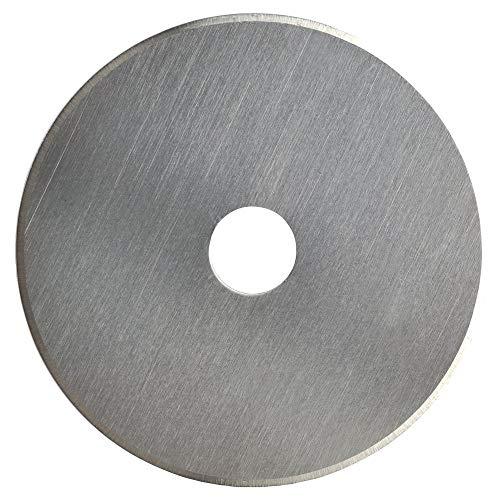 Original Fiskars Ersatzklinge, Ø 45 mm, Titankarbid Rollklinge für gerade Schnitte, 1003909 -