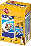 PEDIGREE DENTASTIX Dental Chews - Medium Dog, Pack of 4 (Total 4 x 28 Sticks)