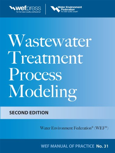 Wastewater Treatment Process Modeling, Second Edition (MOP31) (WEF Manual of Practice)