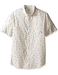 Billabong Men's Marker Short Sleeve Woven Shirt