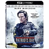 Patriots Day 4K 2017 Ultra HD Blu-ray Available now Region free